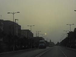 Départ au petit matin d'Ouled Teima