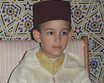 Le prince Moulay Hassan, sur qui repose l'avenir du Royaume