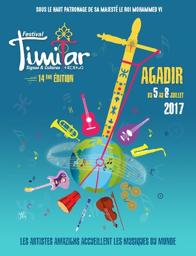 Festival Timitar, Agadir