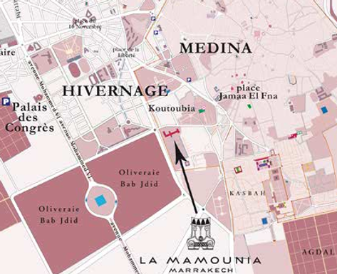 Black-out sur la réouverture de la Mamounia de Marrakech