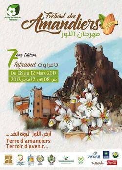 Festival des amandiers, Tafraout