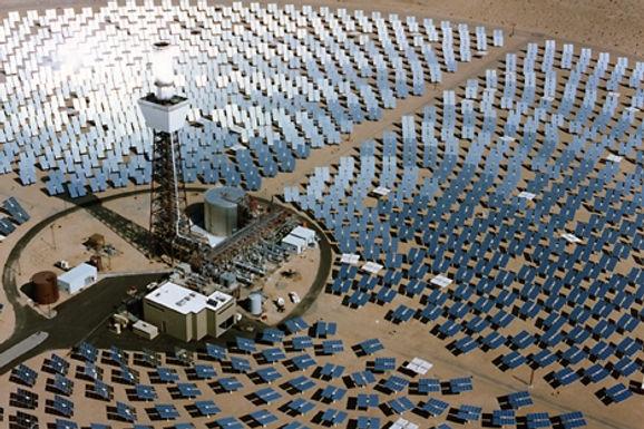 Desertec du Maroc à la Jordanie: produire l'énergie solaire et éolienne du monde