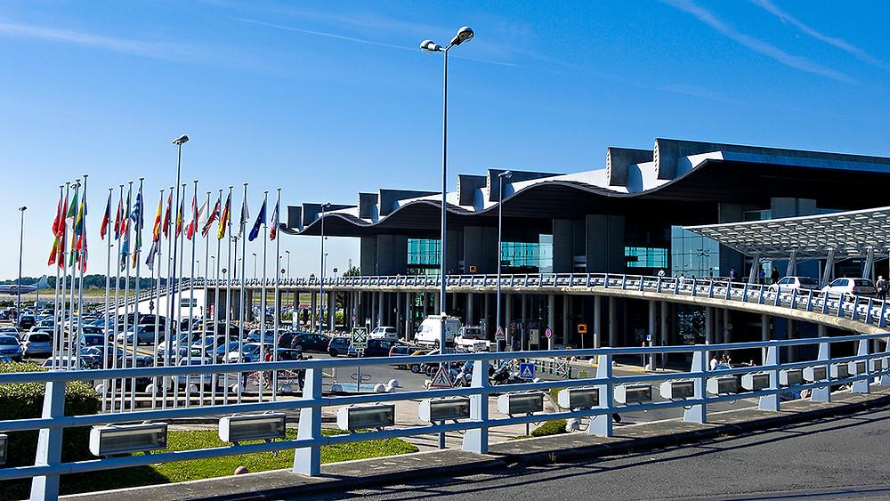 L'aéroport de Bordeaux-Mérignac