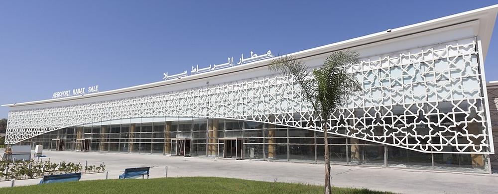 Aéroport de Rabat-Salé : nouvellle ligne vers Agadir à un prix promotionnel.