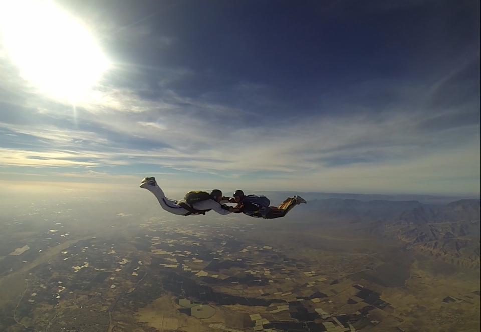 Vol  au-dessus de Taroudant