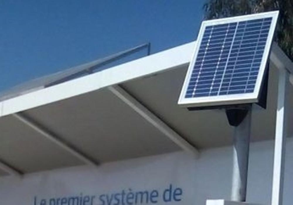 Panneau solaire : désormais indispensable.
