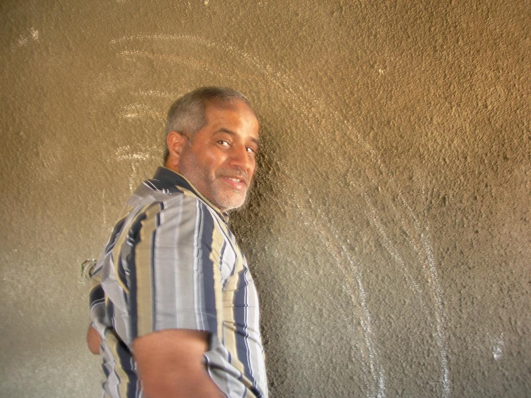 Arc brisé pour le miroir des salles de bain Tiznit et Marrakech