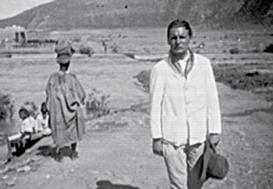 Aventurier-poète avant le tourisme de masse, Michel Vieuchange y laissa sa peau en 1930