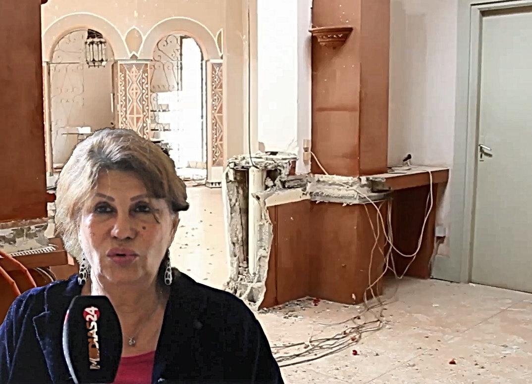 Affaire de la Gazelle d'Or : Rita Bennis rétablie dans son honneur mais sa propriété est délabrée
