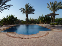 Exceptionnelle piscine