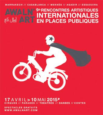 Awaln'Art, du 7 au 10 mai à Agadir