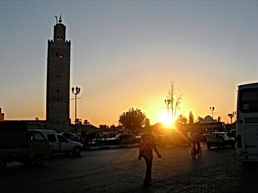 Le Maroc, une ancienne attirance