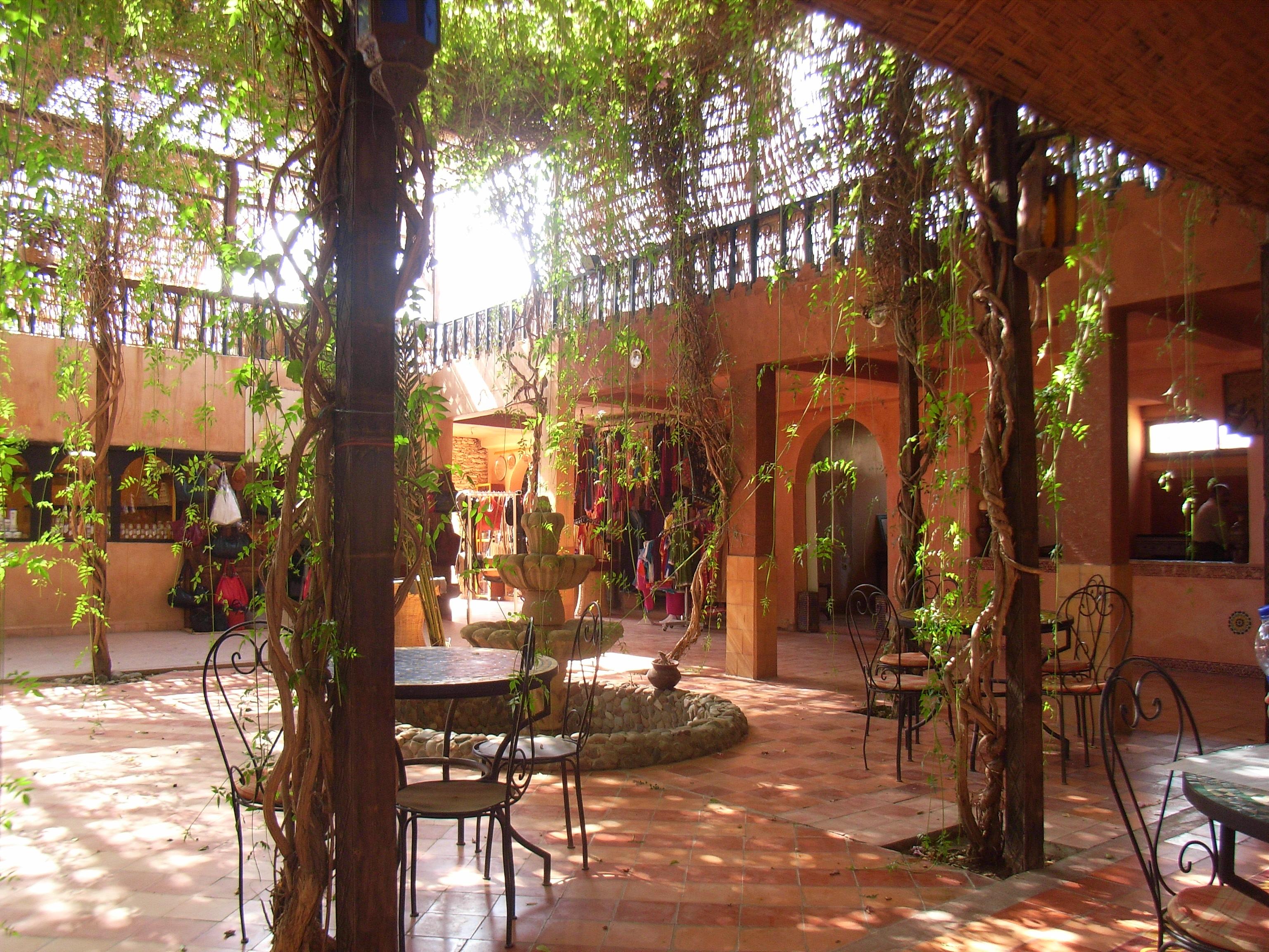 Restaurant de Kasbah Souss
