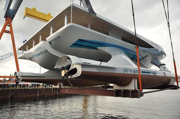 Le Maroc a manqué l'occasion d'être associé au bateau PlanetSolar