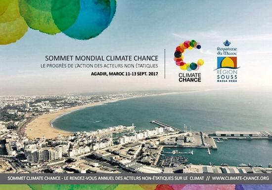 Agadir, capitale mondiale de la lutte contre la modification du climat