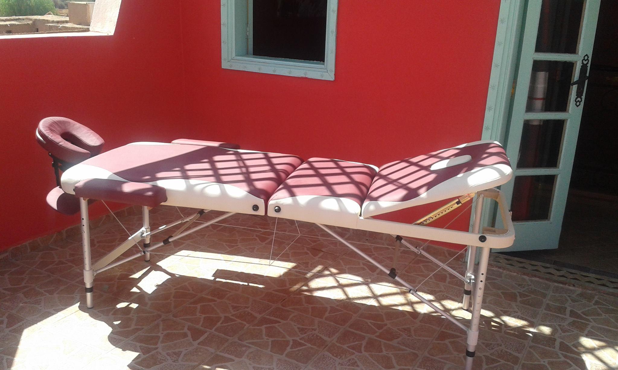 Massage au riad (sur demande)
