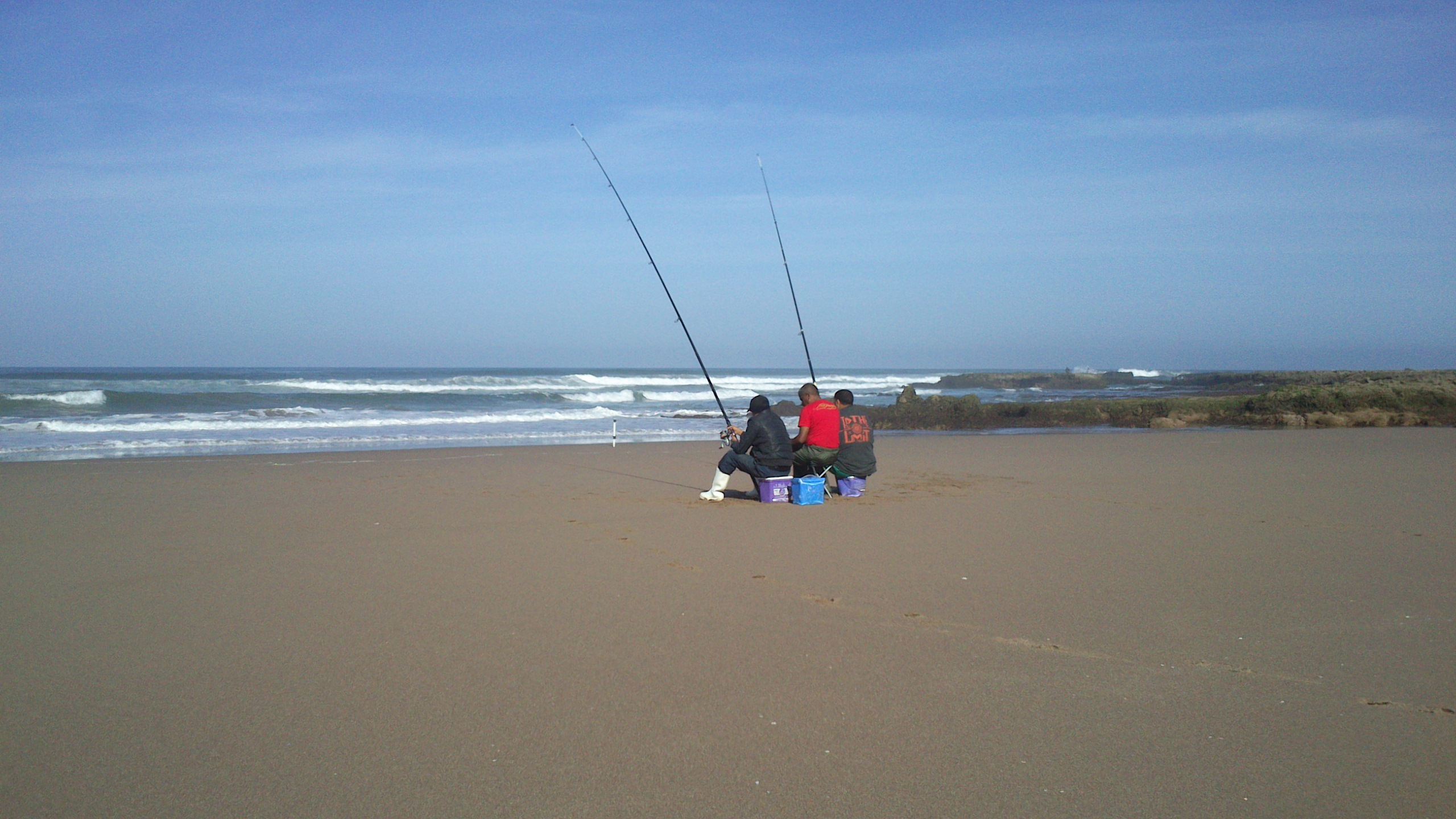 La pêche, c'est la nature