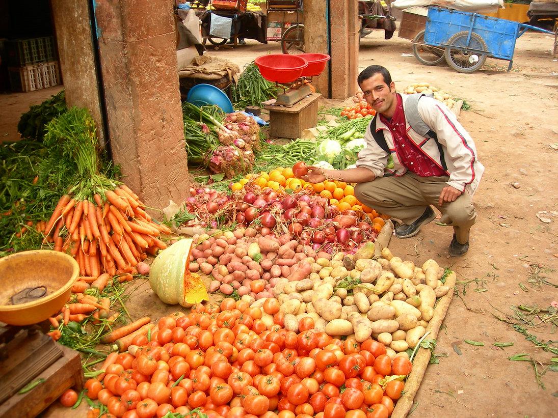 Ouled Teima, capitale agricole