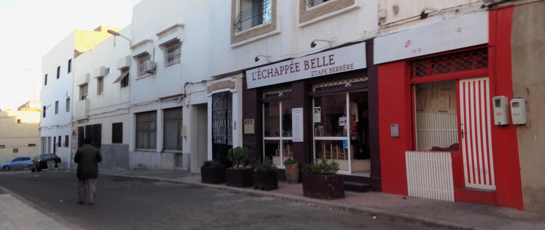Shopping à Agadir