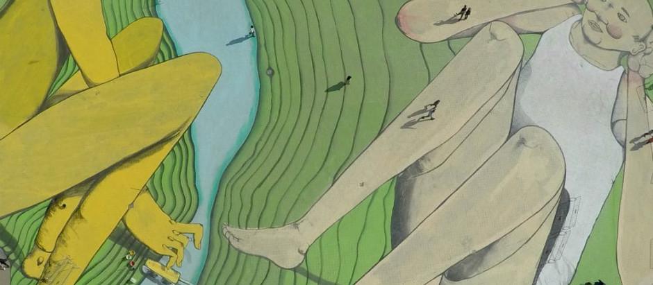 Essaouira : une fresque géante pour célébrer le dialogue entre les cultures et les religions
