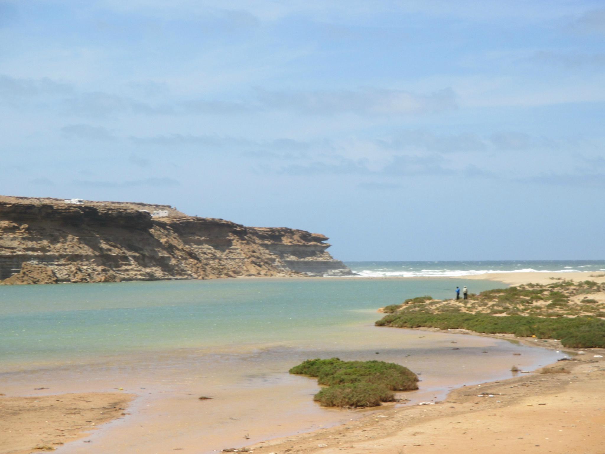 Lagune Naïla