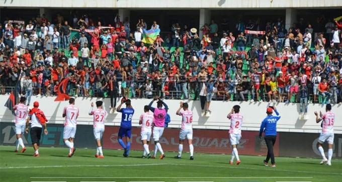 L'équipe de football d'Agadir, le Hassania, flambe à l'échelle marocaine et africaine