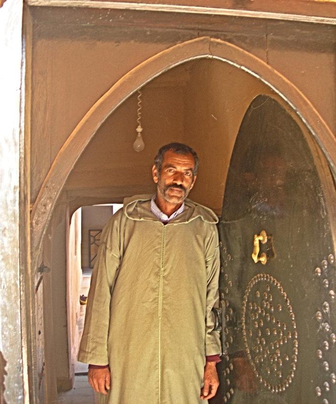 Taroudant : un beau riad à visiter avec l'adel Fouad