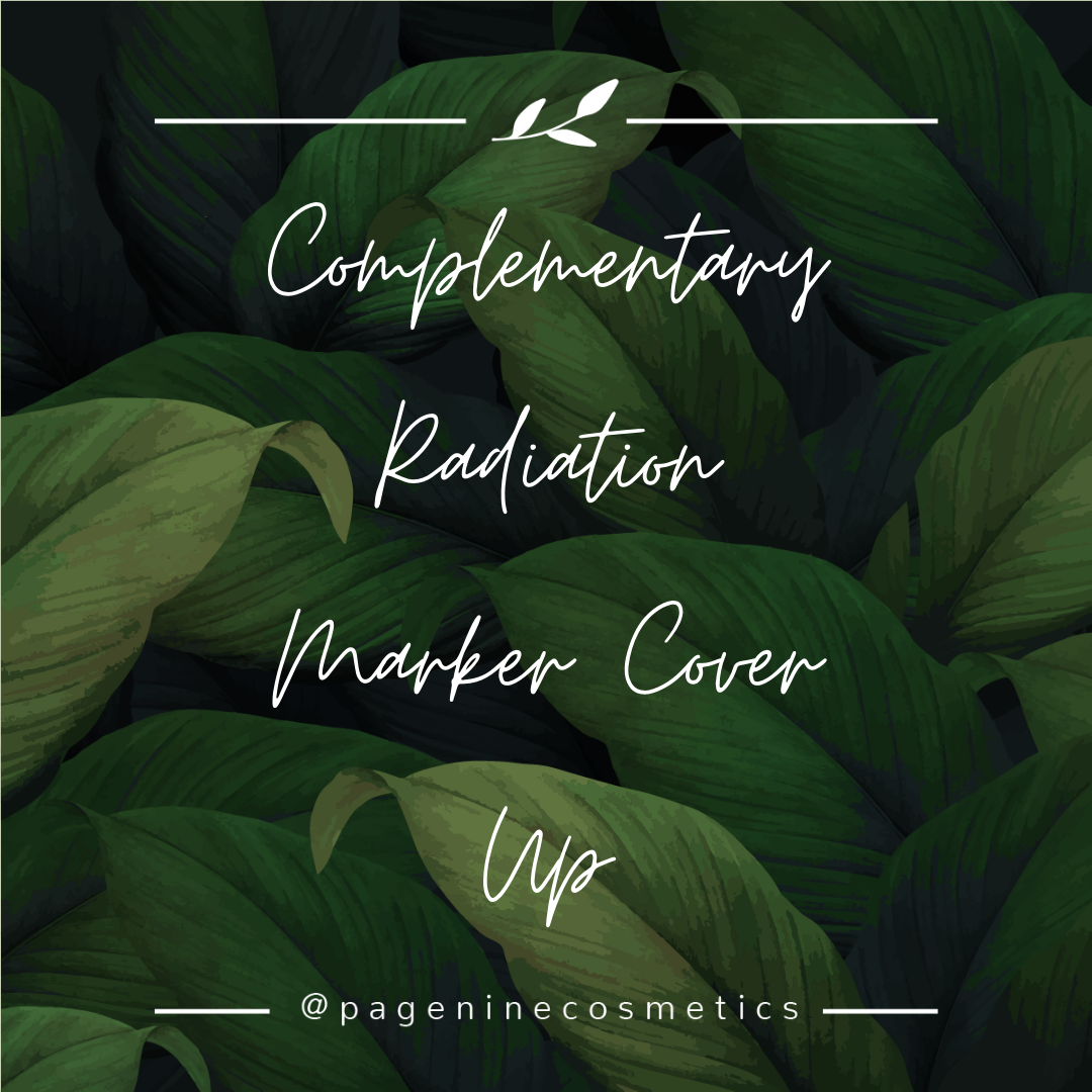 Complementary Radiation Marker Cover up