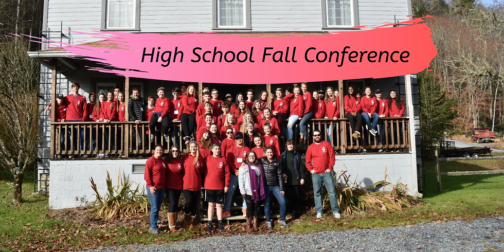 High School Fall Conference