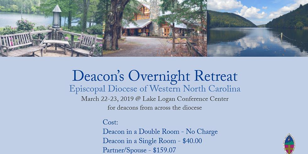 Deacons' Overnight Retreat