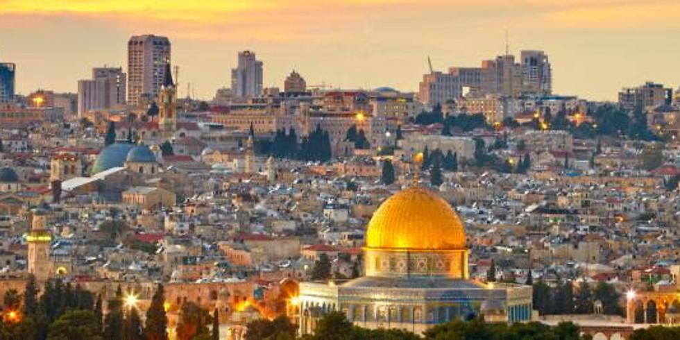 Holy Land Pilgramages