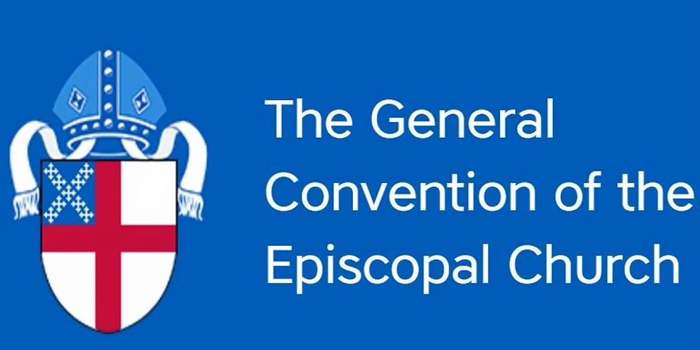 General Convention of The Episcopal Church