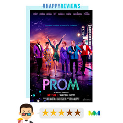 HAPPY REVIEWS THE PROM