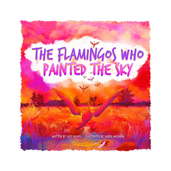 The Flamingos Who Painted The Sky FRONT COVER.png