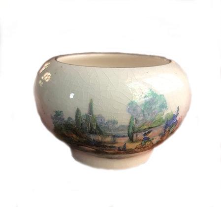 Lancaster and Sandland Antique Bowl