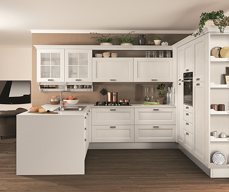 Affordable rosy romantic with cucine classiche foto - Cucine gratis roma ...