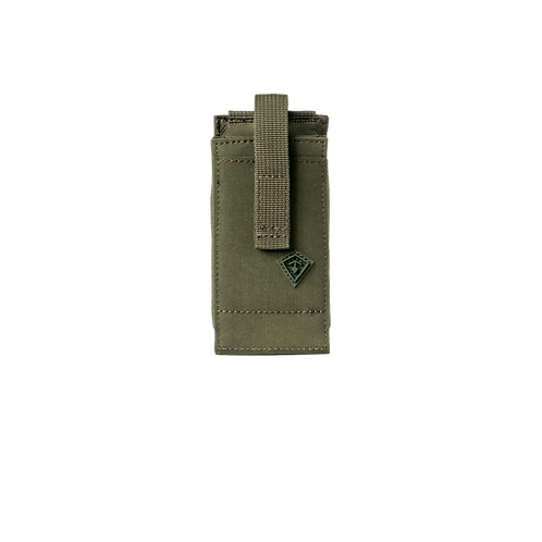 Pouch Táctico MOLLE Media color Verde  |  First Tactical
