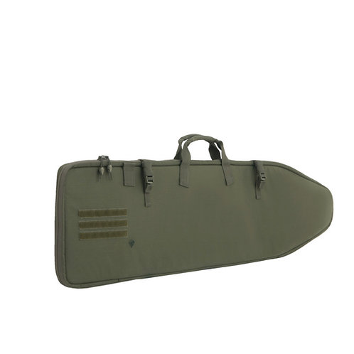 """Maletin porta arma 42"""" color Verde  