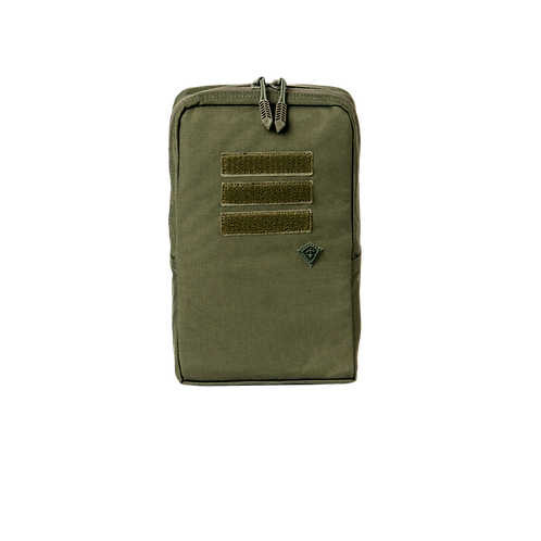 Pouch Táctico MOLLE 6x10 color Verde  |  First Tactical