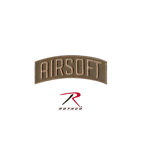 Parche Airsoft Tab  |  ROTHCO