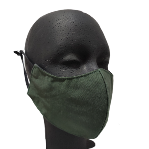 Tapa boca táctico Color Verde  |  PTYTS