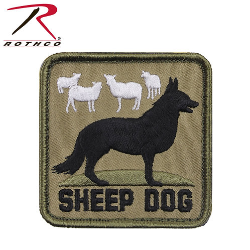 Parche Sheep Dog  |  ROTHCO