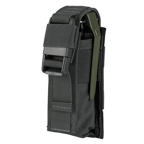 Porta Flashbang MOLLE color Negro |  Condor Outdoor