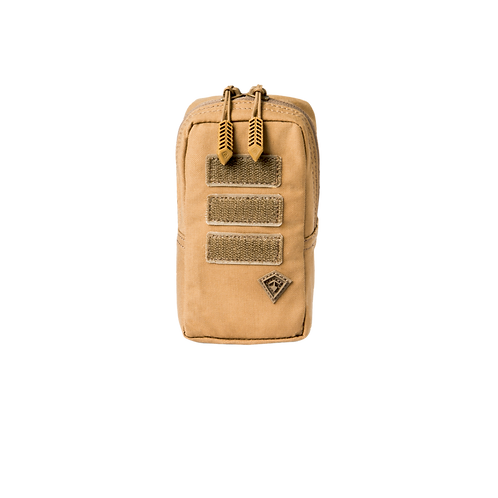 Pouch Táctico MOLLE 3x6 color Coyote  |  First Tactical