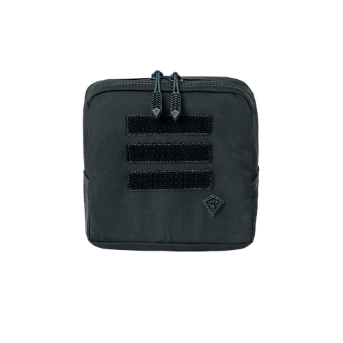 Pouch Táctico MOLLE 6x6 color Negro  |  First Tactical
