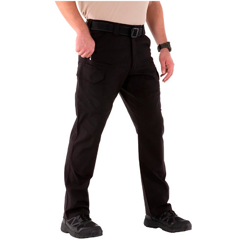 Pantalón Táctico V2 color Black  |  First Tactical