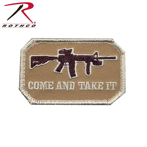 Parche Come and Take It  |  ROTHCO