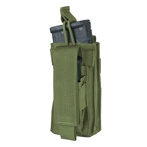 Porta Proveedor Molle M4/9mm color Verde |  Condor Outdoor