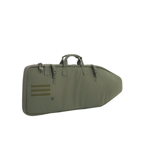 """Maletin porta arma 36"""" color Verde     First Tactical"""