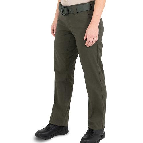 Pantalón Táctico DAMA V2 Color Verde  |  First Tactical